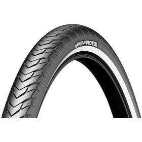 "Michelin Protek Wired-on Draadband 28"", black"